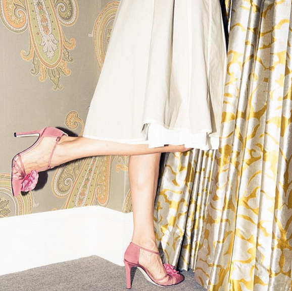 sjp main Sarah Jessica Parker Launching Shoes Perfect For Brides