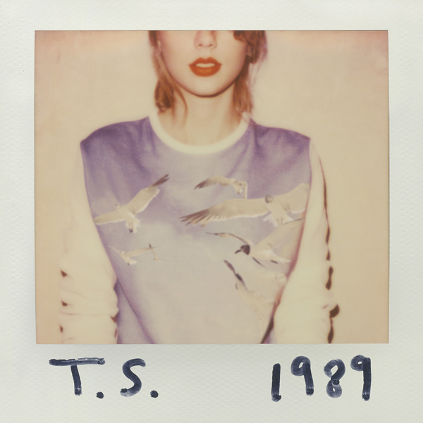 taylor swift 1989 cover Taylor Swifts 1989 Set To Sell 1.1 Million Records In Its First Week