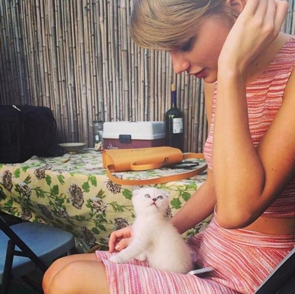 Instagram/@TaylorSwift