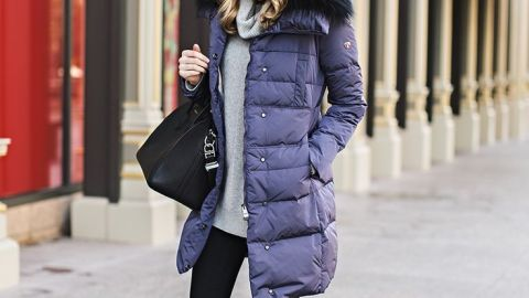 Puffer Coats Can be Stylish, Folks | StyleCaster