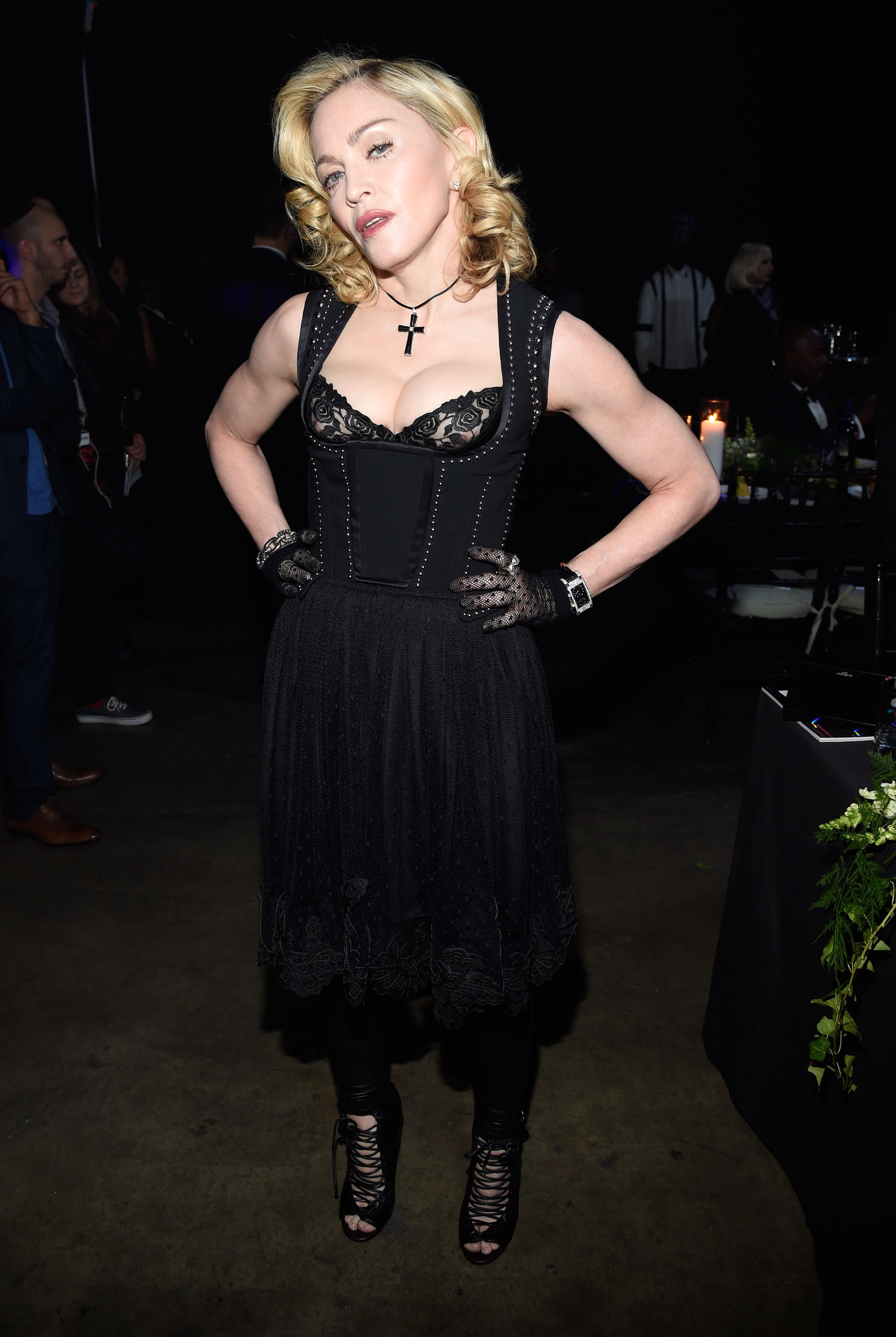 Keep A Child Alive's 11th Annual Black Ball - Inside