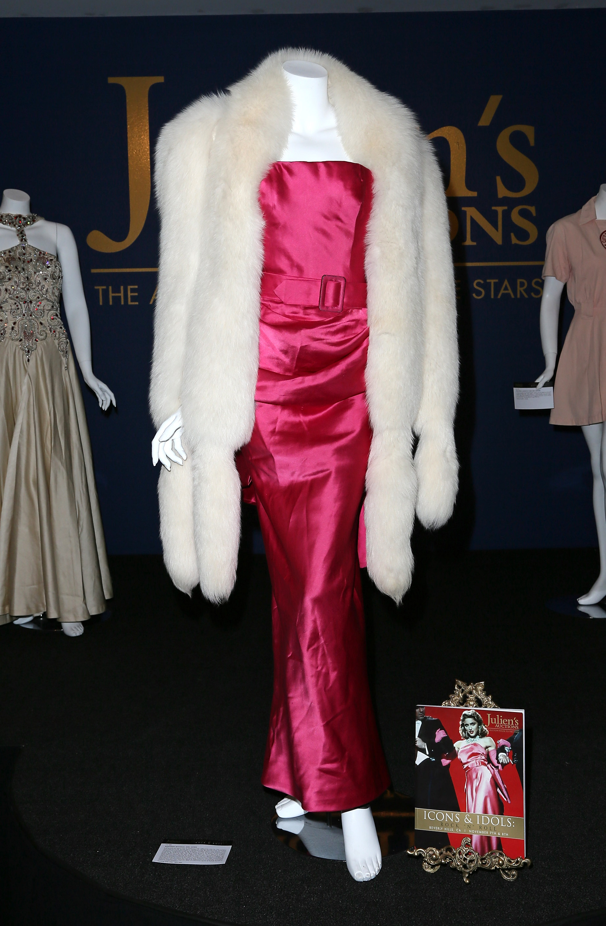Julien's Auctions Media Preview For Icons & Idols: Rock N' Roll Event