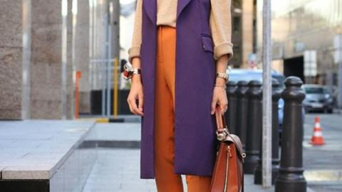 30 Ways to Sneak Orange Into an Outfit | StyleCaster
