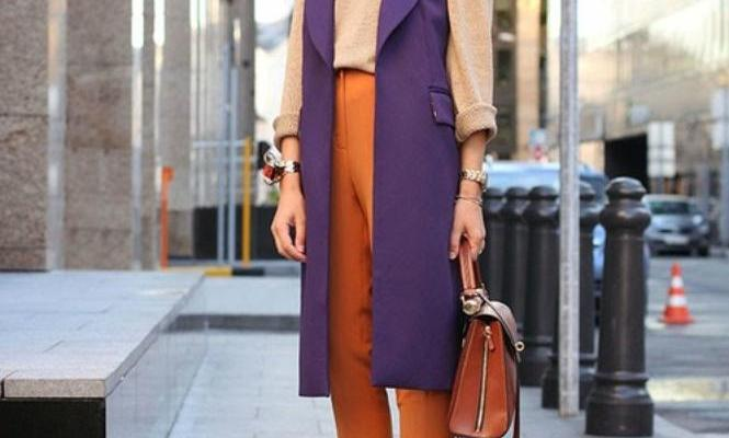 30 Sneaky Ways to Incorporate Orange Into Your Fall Wardrobe