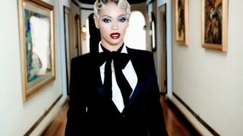13 Killer Women's Suits in Music Videos | StyleCaster