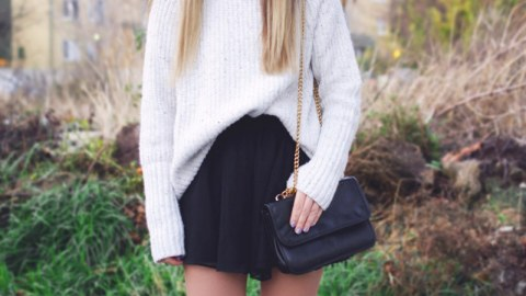 50 Foolproof Black and White Outfits  | StyleCaster