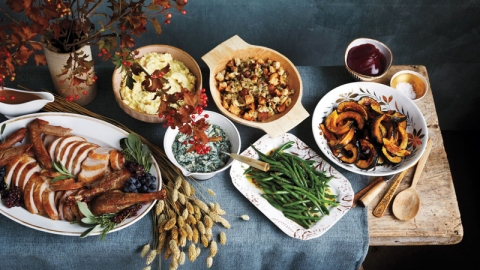 Martha Stewart's Thanksgiving Tips   StyleCaster