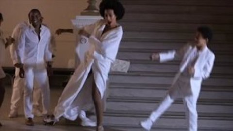 Watch Solange and Son's Wedding Dance | StyleCaster