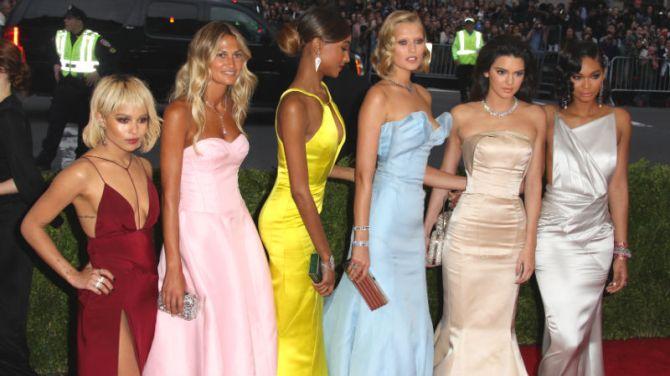 Met Gala Topshop Dresses