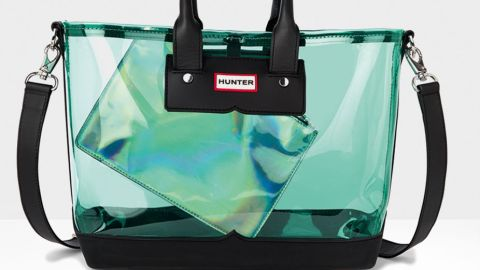 We Love See-Through Bags  | StyleCaster