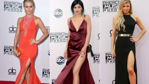 Legs Were the Real Winners at the AMAs | StyleCaster