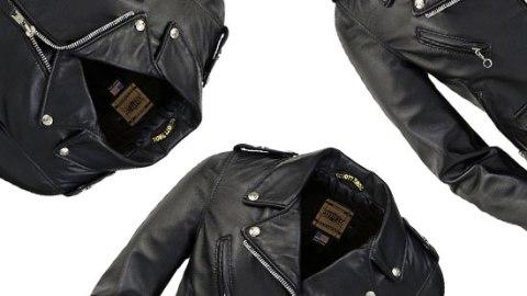 The Ultimate Iconic Leather Jacket   StyleCaster