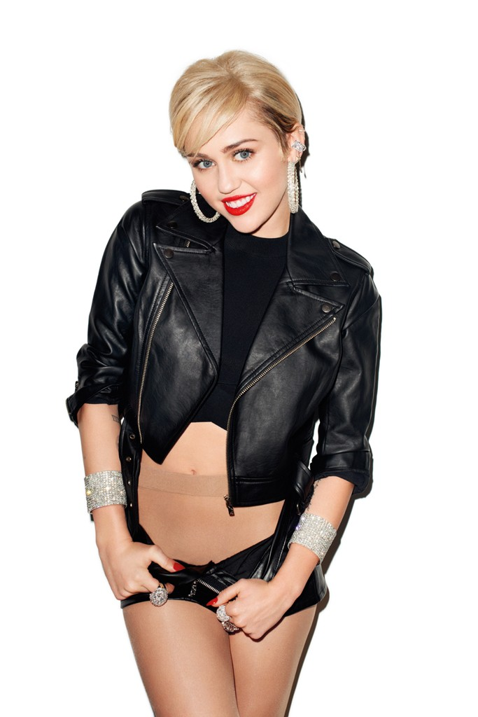 miley cyrus golden lady tights