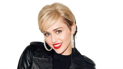 Miley Gets Sexy to Sell Tights | StyleCaster