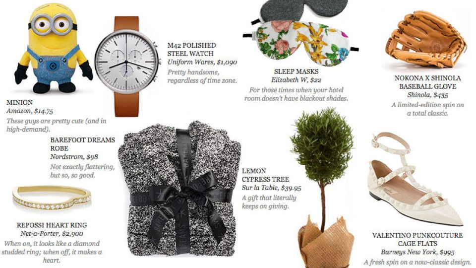 Goop's Gift Guide Has Arrived | StyleCaster