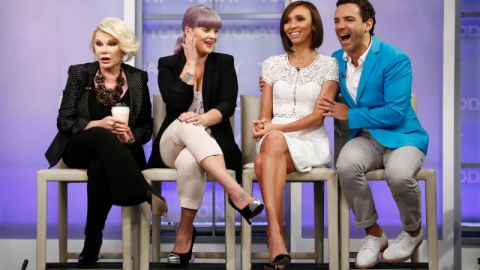Kathy Griffin To Replace Joan Rivers? | StyleCaster