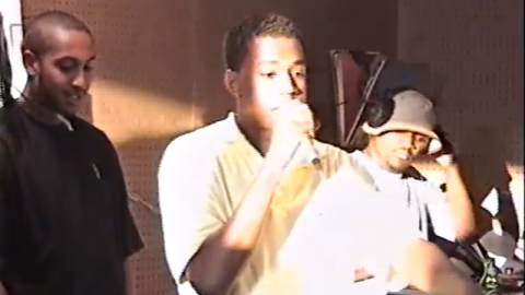 Watch 19-Year-old Kanye Rapping | StyleCaster