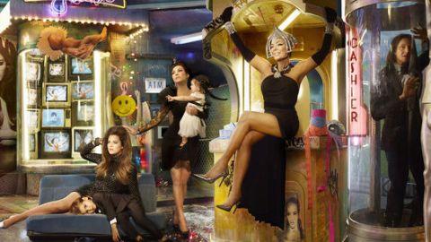 Kardashian Kristmas Kards Are Extinct | StyleCaster