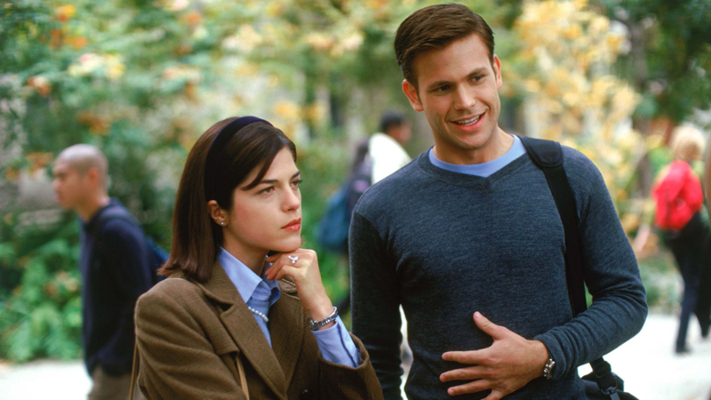 legally blonde selma blair and matthew davis Why Does He Keep Bringing Up His Ex?