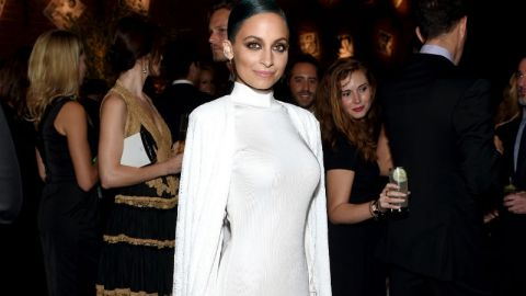 Nicole Richie Wore a $40 H&M Dress   StyleCaster