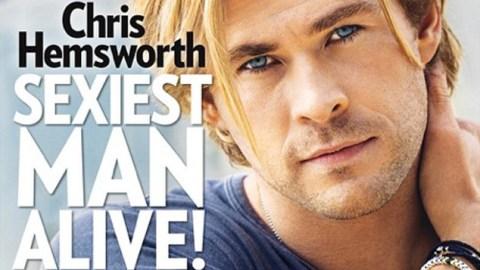Chris Hemsworth: People's Sexiest Man  | StyleCaster