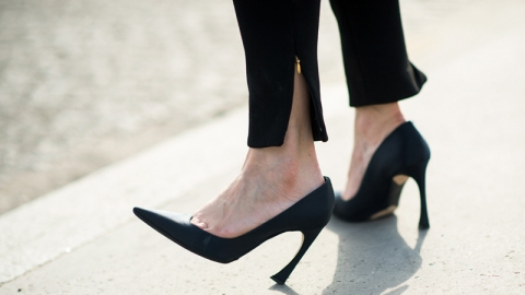 I'm 6 Feet Tall and Only Wear Heels | StyleCaster