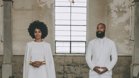 Solange Knowles' Wedding Was Crazy Hip | StyleCaster