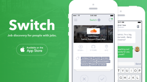 There's Now a Tinder For Job Search | StyleCaster