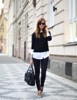 20 Ways to Rock a Cropped Sweater