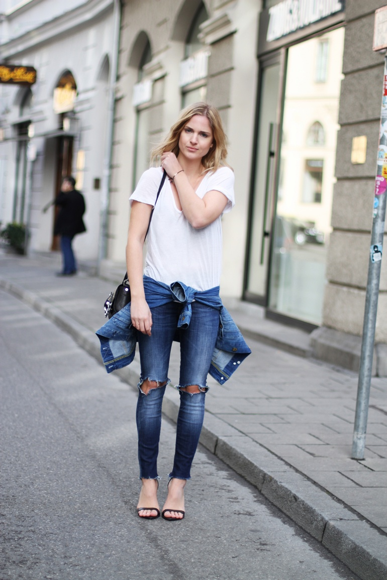 7f6234555c88e42b0bd313d9ae875296 How to Instantly Look Cooler: Cut the Bottoms Off Your Jeans