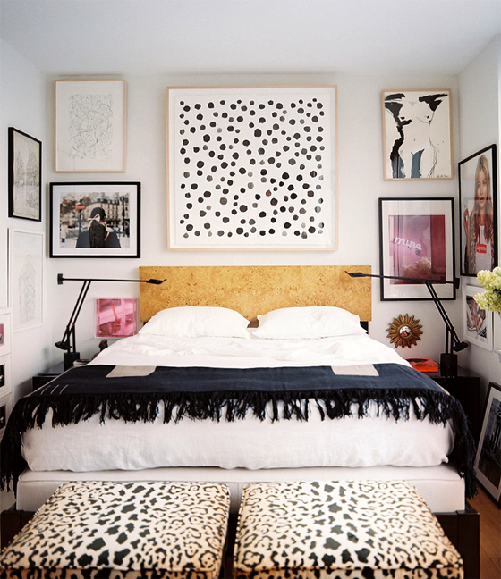 25 Fabulous Bedrooms From Pinterest Stylecaster