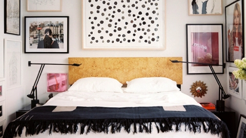 25 Gorgeous Bedrooms From Pinterest   StyleCaster