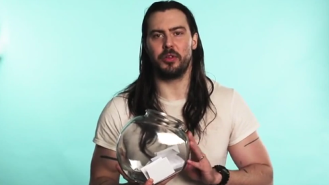 Fishbowl Questions With Andrew W.K.  | StyleCaster