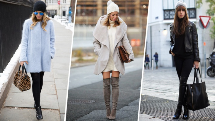 25 Ways 'It' Girls Are Styling Beanie Hats This Winter