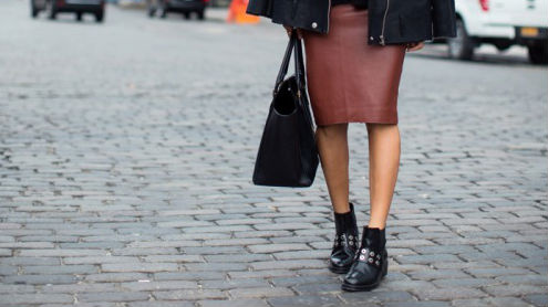 We All Have Black Booties, Right? 25 Ways to Style Them