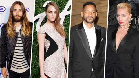 Cast of 'Suicide Squad' Movie Revealed! | StyleCaster