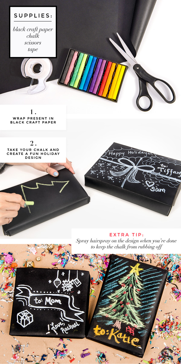 DIY-Gift-Wrapping-Ideas-Chalk