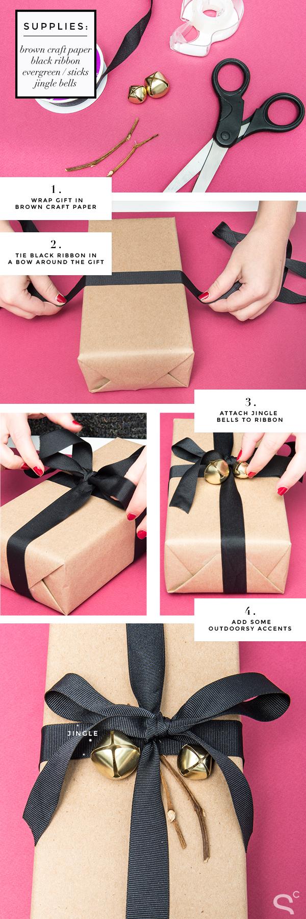 DIY-Gift-Wrapping-Ideas-Jingle-Bells