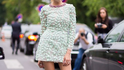 17 Chic Long-Sleeve Dresses | StyleCaster