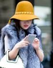 25 Fresh Ways to Wear a Faux-Fur Vest