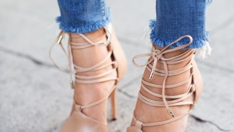 Frayed Jean Hems are Trending | StyleCaster