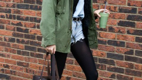Behold: A Clever Trick to Stop Your Tights from Ripping  | StyleCaster