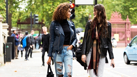 How to Take Care of Your Leather Jacket | StyleCaster