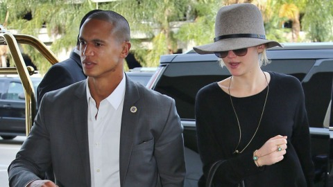 J-Law's Bodyguard Is All Kinds of Hot | StyleCaster