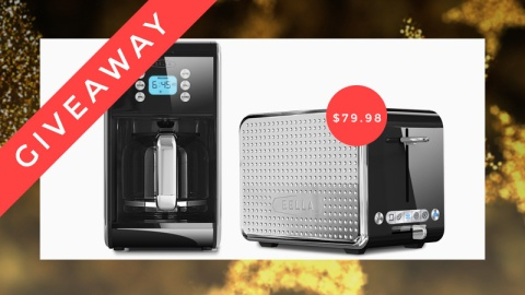 We're Giving Away a Chic Coffee Maker | StyleCaster