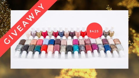 Win a Lifetime of Essie Polishes! | StyleCaster