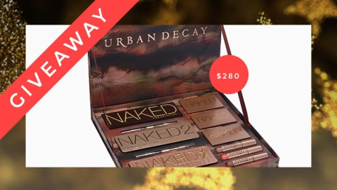 Giveaway! Win the Naked Vault | StyleCaster