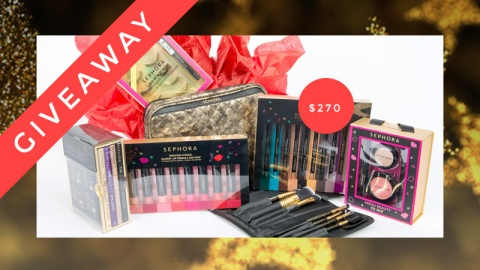 We're Giving Away a Sephora Gift Set   StyleCaster