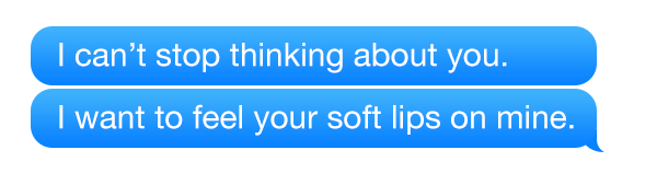 sexting 1 0 10 Rules of Seriously Hot Sexting