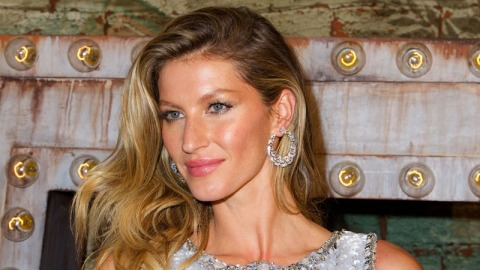 Aw! See Gisele's Adorable #TBT  | StyleCaster